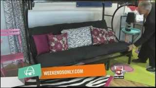 Weekends Only Furniture Outlet In St. Louis - Futon Bunk Bed