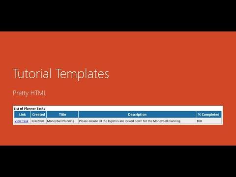 Tutorial Templates | Create Beautiful HTML Templates