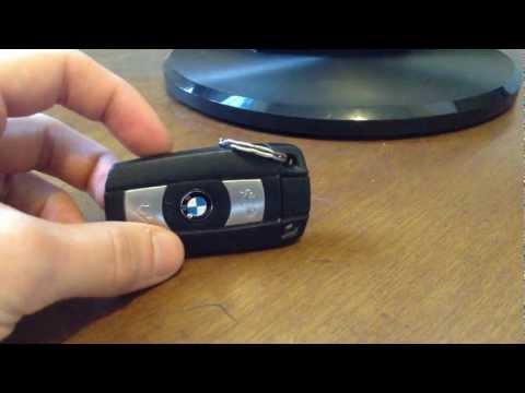 Diy Bmw E46 Key Fob Battery Remove Replace Doovi