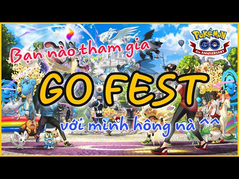 Mua vé Pokémon Go Go Fest 2020 trước một ngày huhu | Mua vé Go Fest | Tiger U VLOG