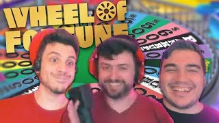 AMERICA'S FAVORITE GAME SHOW | Wheel of Fortune Online w/ Ze, Chilled, & Smarty In Person