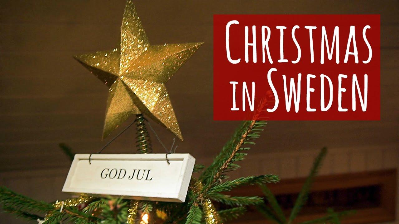 whats xmas like in sweden christmas tree youtube - Swedish Christmas Tree