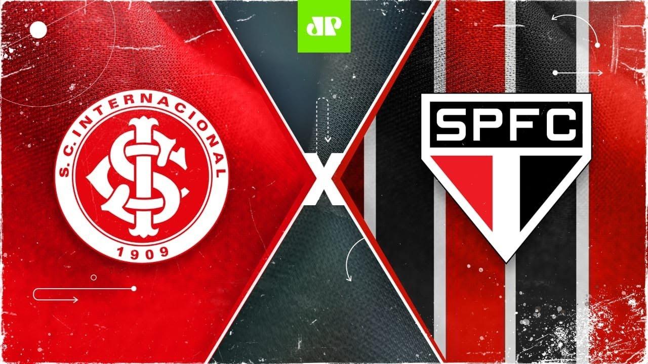 Internacional 1 X 1 Sao Paulo 26 09 2020 Brasileirao Youtube