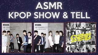 ASMR Kpop Show & Tell [EXO Edition]