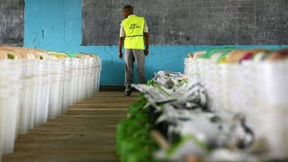 Kenya  No signs of fraud in presidential vote, EU observers say
