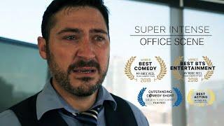 Super Intense Office Scene (Winner | Best Comedy | My Rode Reel 2018)