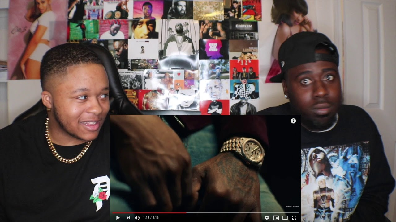 Roddy Ricch - Tip Toe feat. A Boogie Wit Da Hoodie [Official Music Video] REACTION!!
