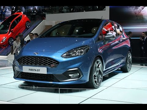 2018 Ford Fiesta ST First Look - 2017 Geneva Motor Show