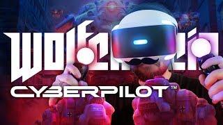 Wolfenstein: Cyberpilot - recenzja Wolfów dwóch: część 2