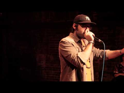 Mandibul power housing La MaMa's American Human Beatbox Festival