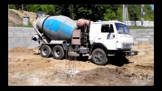 Доставка бетона на обект(Спец техніка., 2015-06-25T20:45:26.000Z)
