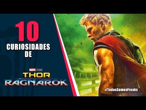 10 curiosidades de Thor Ragnarok | Canal Freak