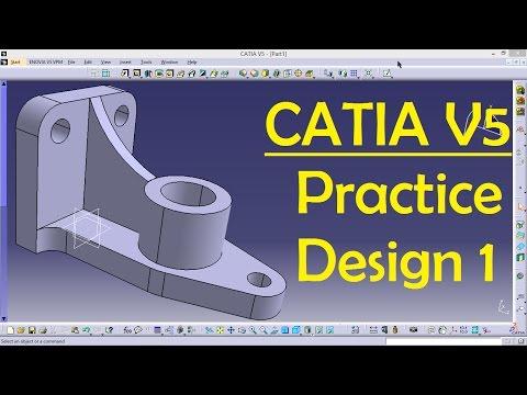 CATIA V5 Practice