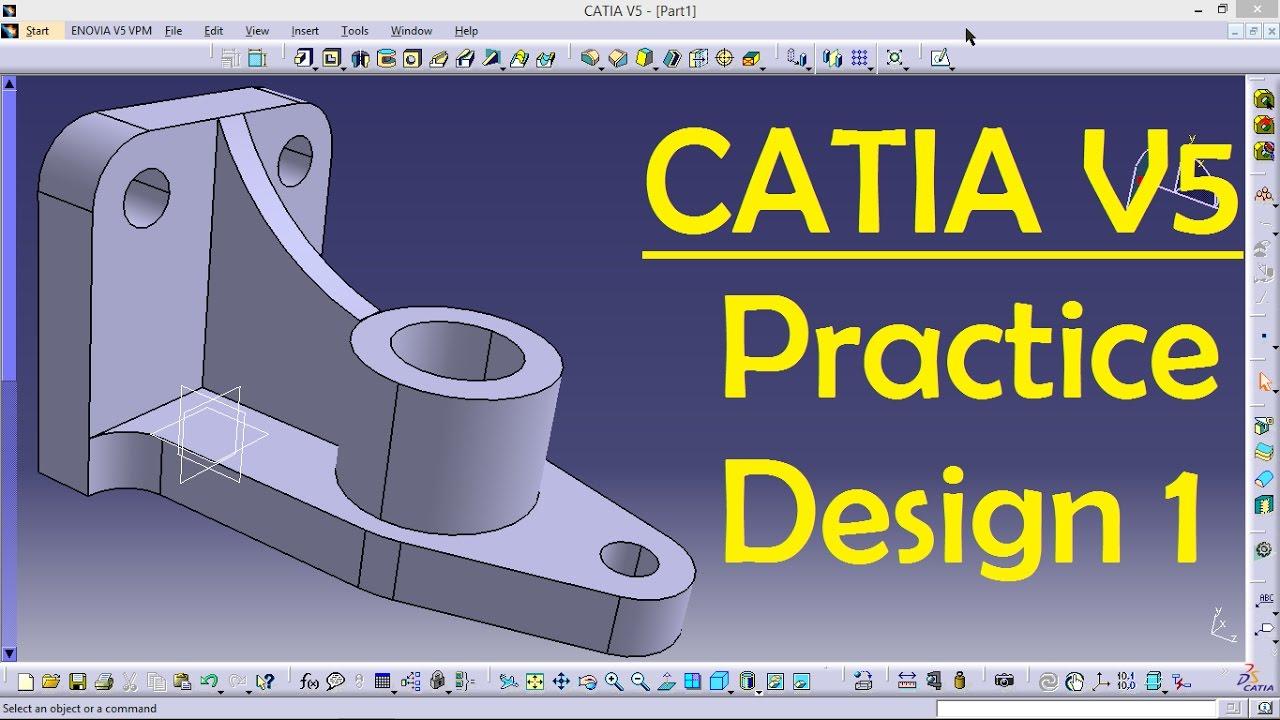 Catia V Design Engineer