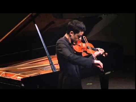Eugene Ugorski :Johann Sebastian Bach – Chaconne from Partita No.2 in D minor, BWV 1004