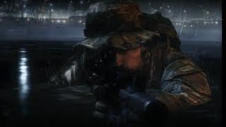 Medal Of Honor Warfighter Campaign: First 30 Minutes