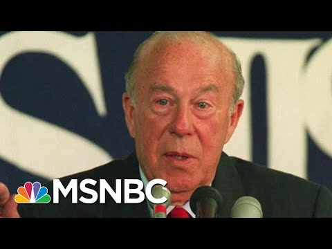 Ignatius: George P. Shultz Had 'Vision And Judgment' | Morning Joe | MSNBC