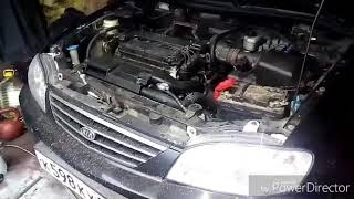 видео Не запускается двигатель Kia Cerato
