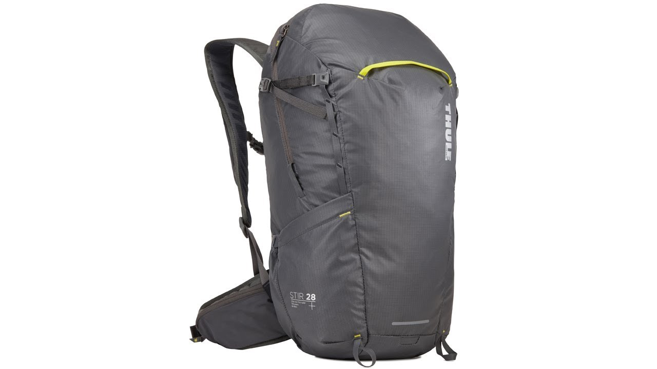 5f2e7380452ec Thule Stir 28L Herren Hiking Rucksack Trekking Wandern 3203547 grau  Accessoires Taschen