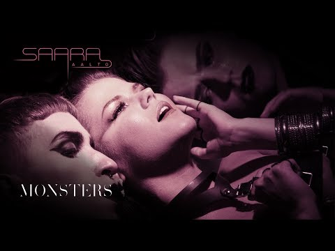 Saara Aalto - Monsters (Official Music Video)