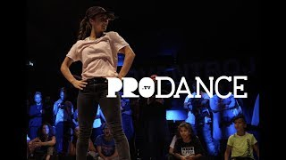 Jilou vs Paulina | BGIRL FINAL | I LOVE HIPHOP 2017