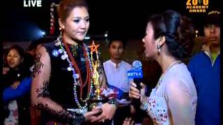 Video Interview with Thet Mon Myint Myanmar Motion Picture Academy Awards 2012 download MP3, 3GP, MP4, WEBM, AVI, FLV September 2018