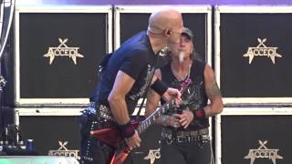 Accept - Balls To The Wall (Alcatraz Festival 2015)