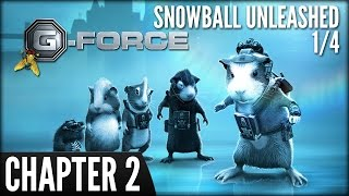 G-Force (PS3) -  Chapter 2: Snowball Unleashed (1/4)