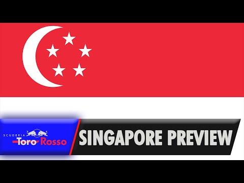 F1 2019: Singapore Grand Prixview - Pierre Gasly