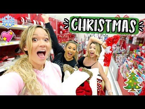 Download Youtube: Girls Christmas Shopping at Target! Vlogmas Day 3!!