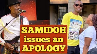 Samidoh issues an apology over post by Karen Nyamu