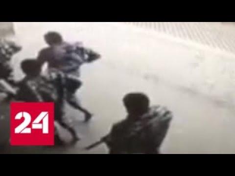 Быстро и дерзко: банк в Сокольниках ограбили за 2 минуты - Россия 24