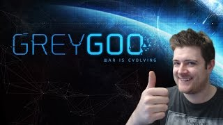 Grey Goo - Goo Gameplay! The Return of the Classic Westwood RTS!