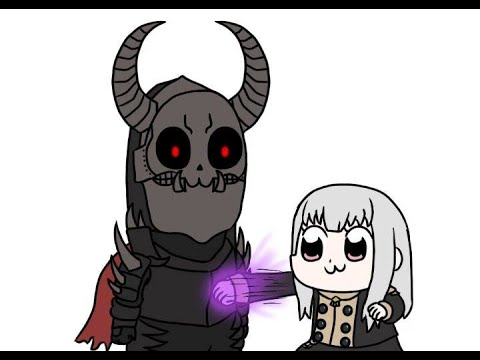 Death Knight In A Nutshell (Spoilers To Fire Emblem Three Houses)
