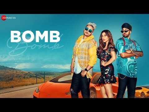 Bomb - Official Music Video |  Mayur Feat. Sophie & Manj Musik