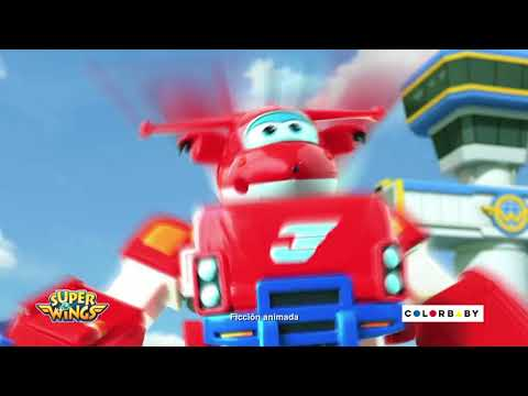 Colorbaby Superwings Transform Youtube A Bots AL354RcjqS