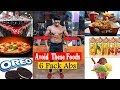 5 Food Never Eat If You Want 6 Pack Abs | Six Pack abs workout diet plan