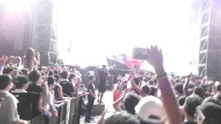 Hardwell & Headhunterz feat. Haris - Nothing Can Hold Us Down Live@I AM Hardwell Taipei