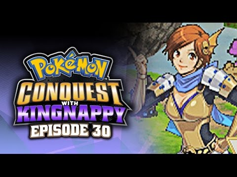 "Pokémon Conquest Let's Play w/ TheKingNappy! - Ep 30 ""The PERFECT Link!"""