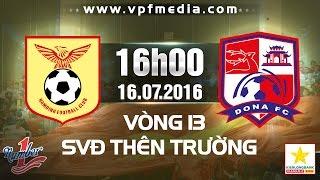 Nam Dinh vs Dong Nai FC full match