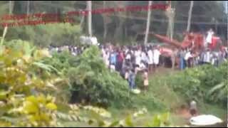 villiappally cherippoyil canal car accident