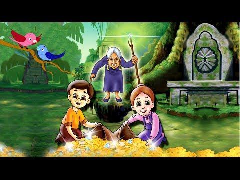 हॅन्सल और ग्रेटल |चॉकलेट के घर कि चुड़ैल| Hansel & Gretel, World Famous Fairy Tale By JingleToons Mp3
