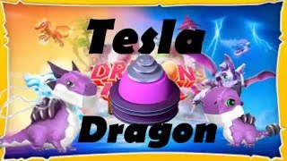 Dragon Mania Legend PC - Hatching the UV and Tesla Dragon!