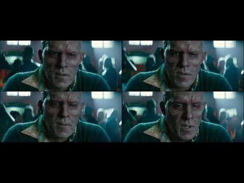 "Deadpool 2 - ""Papa can you hear me"""