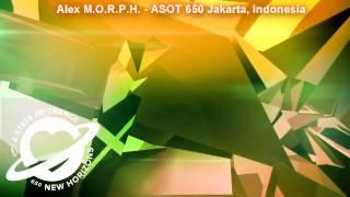 Alex M.O.R.P.H. feat. Natalie Gioia - The Reason [ASOT 650]