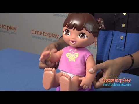 Ready for Potty Baby Dora from Fisher-Price - YouTube