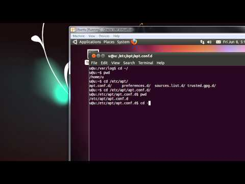 Change To The Previous Working Directory In Linux Step By Step Tutorial