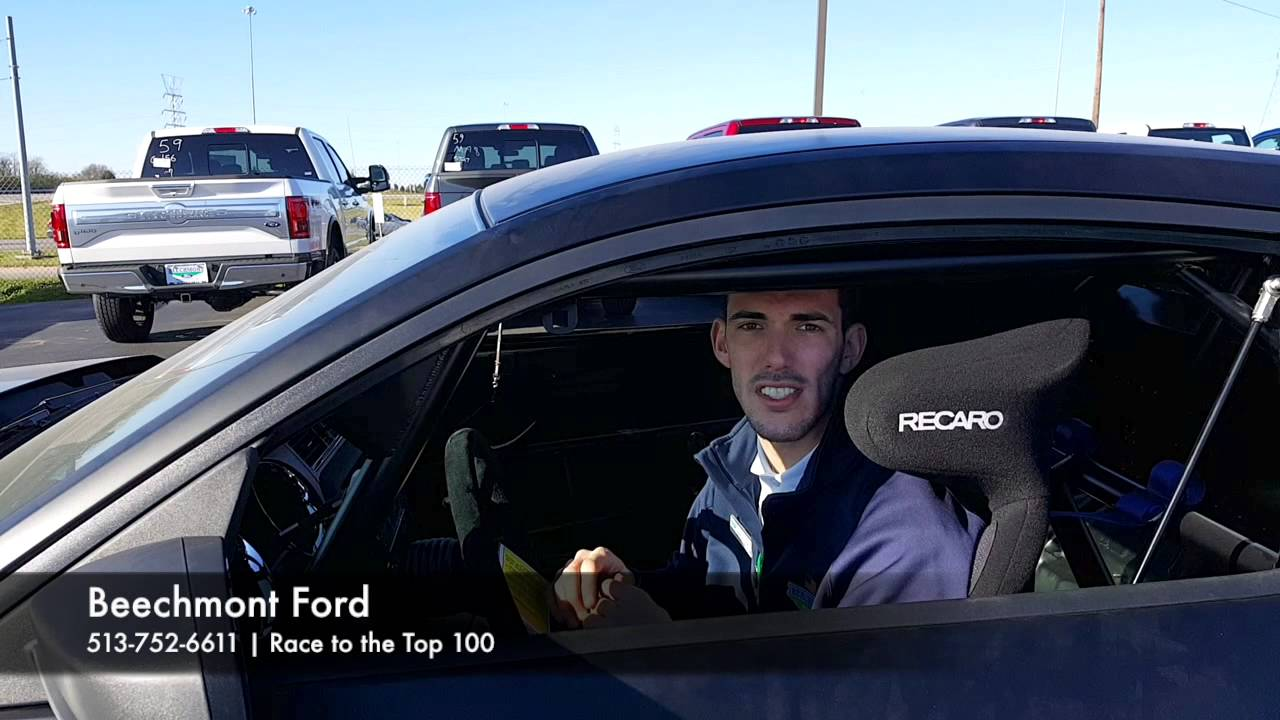 Join cincinnati s beechmont ford in their race to the top 100 ford dealers youtube