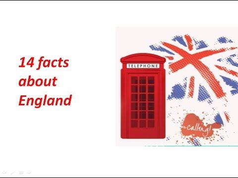 14 фактов о Великобритании на английском языке