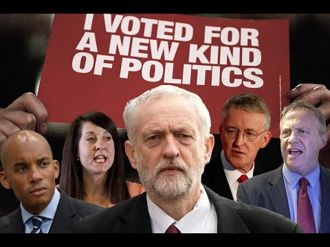 Britain after Brexit: the crisis and the Corbyn revolution